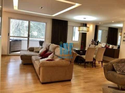 Imagem 1 de 18 de Apartamento Com 3 Dormitórios À Venda, 135 M² Por R$ 1.040.000,00 - Vila São Francisco - São Paulo/sp - Ap25109