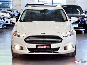 Ford Fusion Titaniun 2.0 240hp Awd Teto Unico Dono 57 Moil