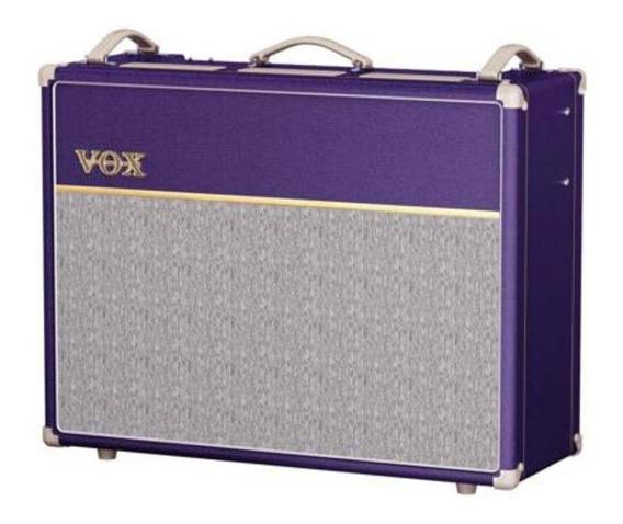 Combo Vox Para Guitarra Ac30 C2 Ltd Edition Roxo + Nf