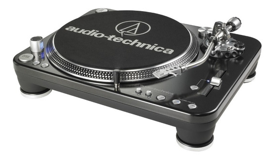 Audio Technica Atlp 1240 Toca Disco Novo Lacrado