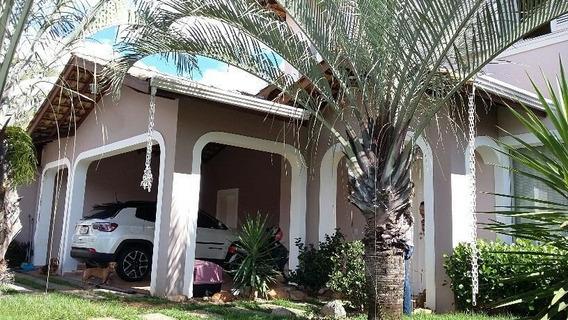 Casa Em Estância Das Flores, Jaguariúna/sp De 276m² 3 Quartos À Venda Por R$ 850.000,00 - Ca464367