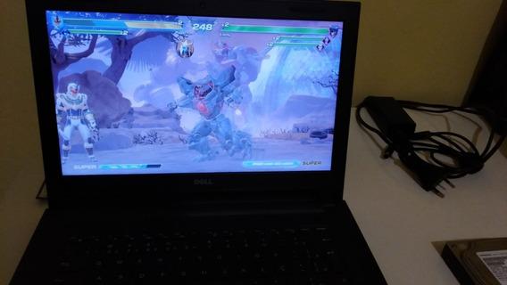 Notebook Dell 3442 I5 8gb Ram 2gb Nvidia 820m Ssd 120gb