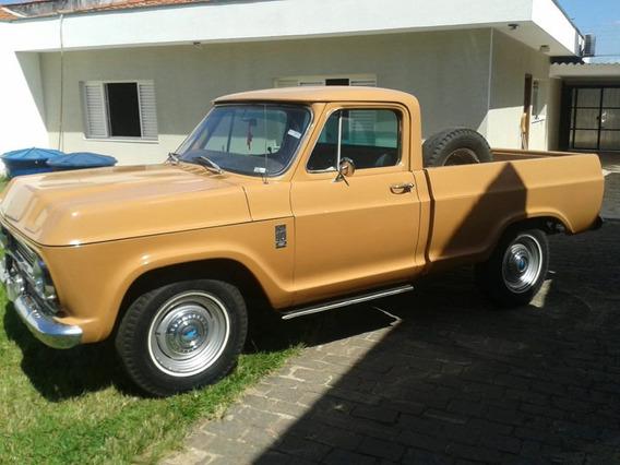 Chevrolet/gm Caminhonete C10 Garage Carangas Newcar