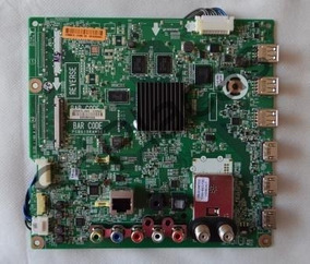 Placa Principal (main) Lg Eax6487 2105 1.0