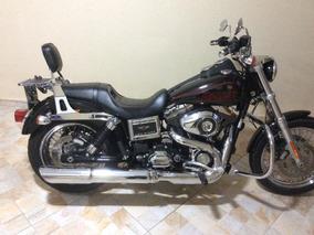 Harley Davidson Dyna Low Rider Baixa Km Linda Com Assessorio