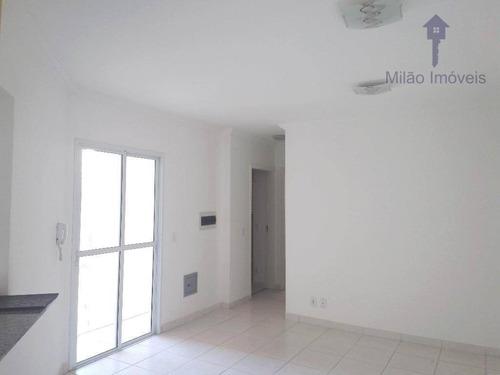 Imagem 1 de 26 de Apartamento Residencial Para Venda, Condomínio Pagliato Prime, Jardim Pagliato, Sorocaba. - Ap0575