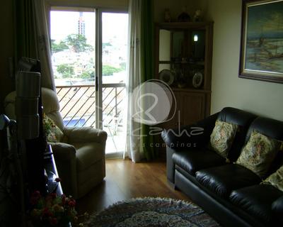 Apartamento Para Venda Na Vila Industrial Em Campinas - Imobiliaria Em Campinas - Ap02011 - 31946178