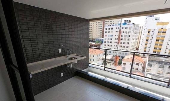 Espetacular Apartamento Dois Quarto - Novo - Na Barra- Barra Way 70,00 M2 - Sfl320 - 34932655