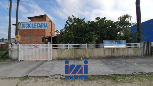 Imagem 1 de 9 de Casa E Ponto Comercial Shangrilá Pontal Do Paraná - 2012sh-1