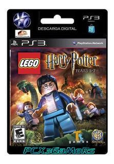 Ps3 Juego Lego Harry Potter: Años 5-7 Pcx3gamers