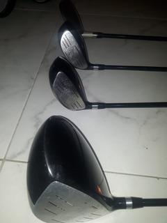 Palos De Golf Power Bilt Set Completo - 12 Palos Para Princi