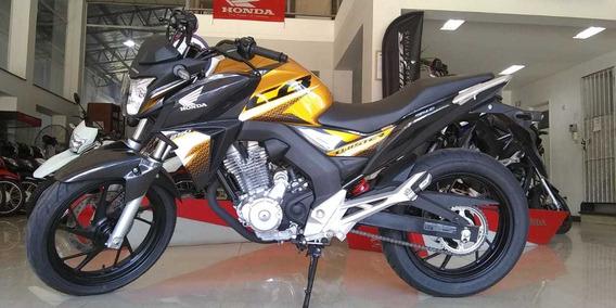 Honda Cb 250 Twister 0km Crédito Personal Cuotas Dni Motonet