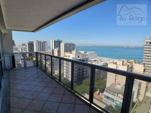 Apartamento - Rua Prudente De Morais - Locação - Ipanema - Ap1043
