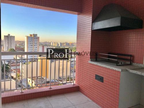 Imagem 1 de 15 de Apartamento Para Venda Em São Caetano Do Sul, Santa Paula, 2 Dormitórios, 1 Suíte, 2 Banheiros, 2 Vagas - Venpar