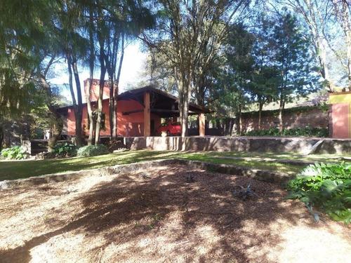 Imagen 1 de 25 de Casa En Condominio - Ocoyoacac