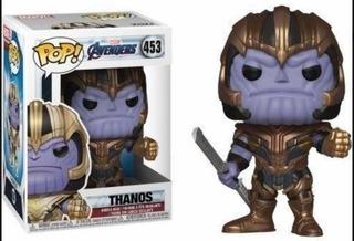Funko Pop Thanos Avengers Endgame 453 Original