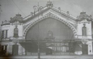 Fotografia Antigua Estacion Ferrocarril Pirque Desaparecida