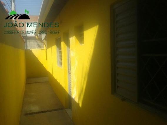 Casa C/1 Dormitório, No Jardim Imperial (r$ 135.000,00) - 833