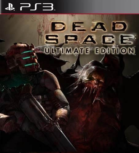 Dead Space Ultimate + Dlcs - Jogos Ps3 Playstation 3