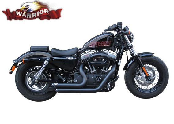 Escape Sportster Forty Eight Lc 2014 2 1/2 Shortshot.