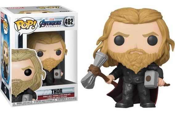 Funko Pop! Marvel - Avengers End Game: Thor #482 Exclusivo