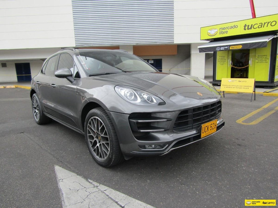 Porsche Macan Turbo At 3600