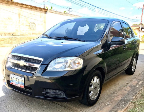 Chevrolet Aveo Aveo 2014 Lt Automático 2014