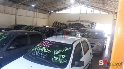 Ref 8944 - Excelente Galpão Para Locação No Bairro São Miguel Paulista, 200 M , Box E Área Livre , Próximo A Toyota , Fiat E Outras! ! - 8944
