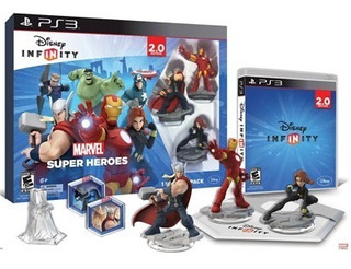 Disney Infinity 2.0 Juego Para Playstation 3 Ps3