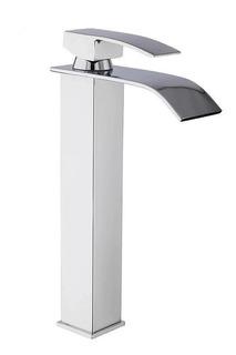 Llave Mezcladora Monomando Para Baño Lavabo U Ovalin R0-144