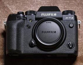 Camera Fuji Fujifilm Xt-2 Preta Muito Nova, Oportunidade
