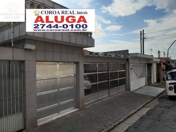 Sobrado Cidade Patriarca, Avenida Engenheiro Soares De Camargo Fácil Acesso Metrô Patriarca E Guilhermina - Ca00334 - 34634986