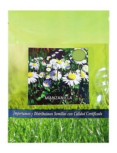 Semillas De Manzanilla X 1 Gr (aromatica)