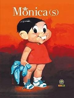 Livro Hq Mônica (s) - Volume 1 Mônica Mauricio De Sousa
