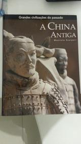 Coleção De Livros Grandes Civilizações Do Passado 12 Volumes