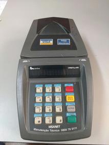 Màquina De Cartões De Crédito Modelo Antigo