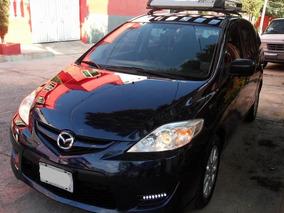 Mazda 5 Touring 2010 Automatica Fact. Original Unico Dueño