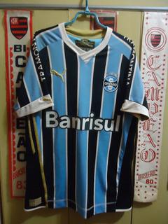 Camisa Gremio (puma / Banrisul / Nº 5 )