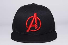 Gorra Avengers Endgame Bordada 3d Snapback