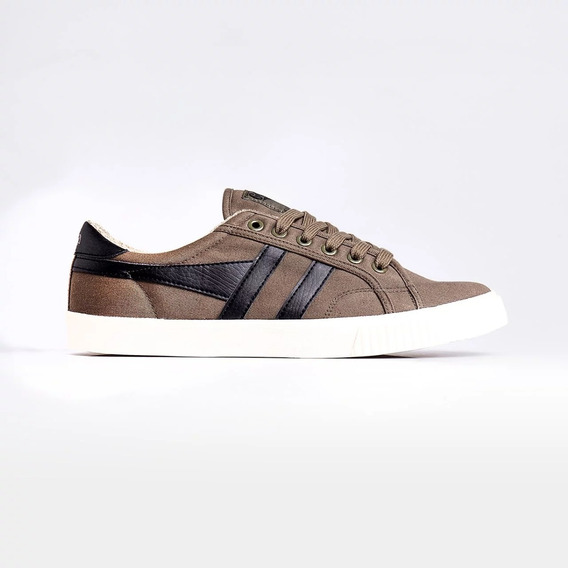 Gola Tennis Mark Cox Khaki