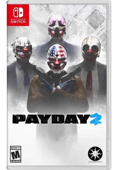 Payday 2 - Switch Lacrado