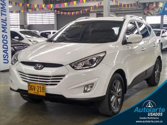 Hyundai Tucson Ix 35 4x4 2.4