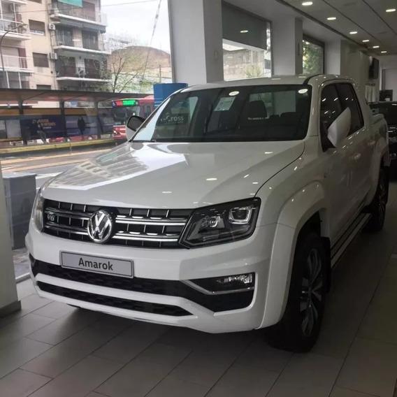 Nueva Amarok V6 Extreme 0km 258cv Volkswagen 2020 Vw 258 At
