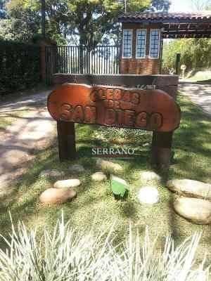 Imagem 1 de 22 de Chácara Com 2 Dormitórios À Venda, 14750 M² Por R$ 1.000.095,00 - Condomínio Glebas San Diego - Itatiba/sp - Ch0009