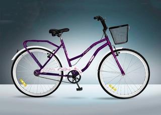 Bicicleta Enrique Rod24 Melody Dama