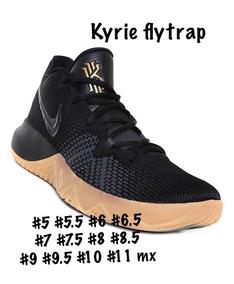 Tenis Nike Flytrap Negro Sports 100%orginal
