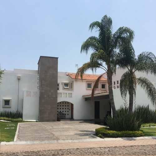 Casa Venta El Campanario Golf Alberca 5 Rec 1 Depto Lujo