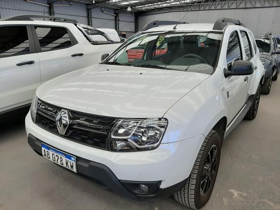 Renault Duster 2.0 Dakar 4x2 2017 Blanco Ab078 Usada