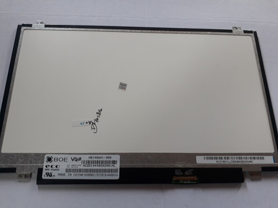Tela Notebook Led 14 P/notebook Positivo Stilo Xr2998 Xr3000