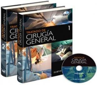 Libro De Medicina Tratado De Cirugía General Oceano + 1 Cd